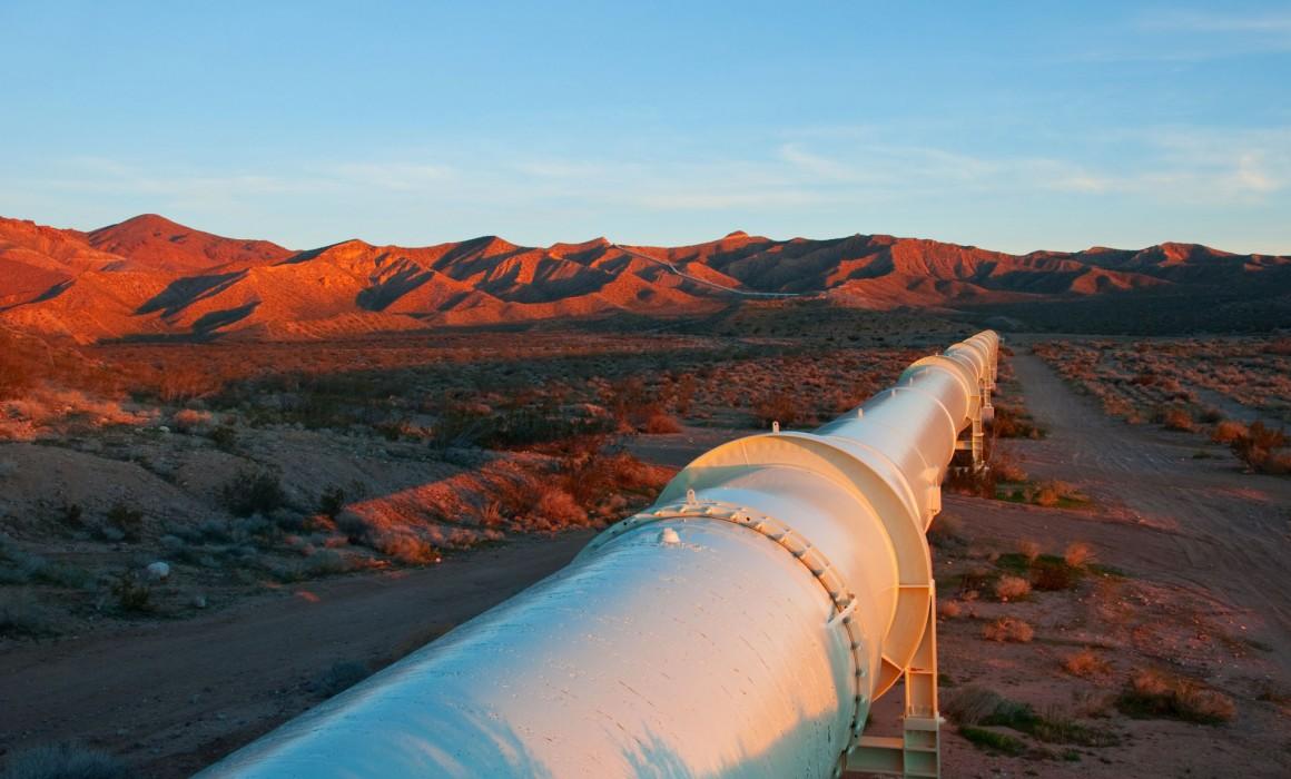 digital oilfield pipeline