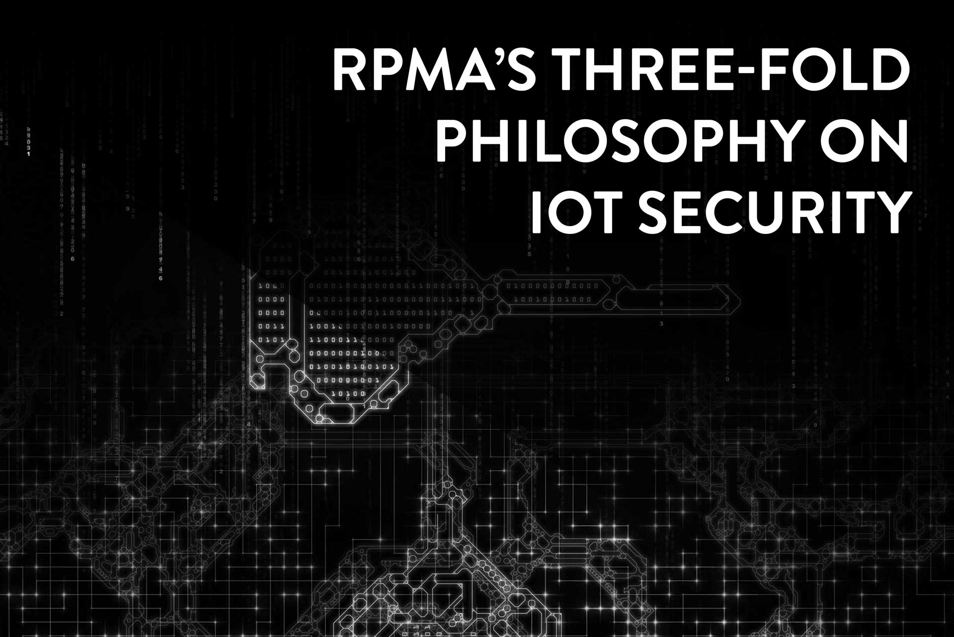 iot security philosophy
