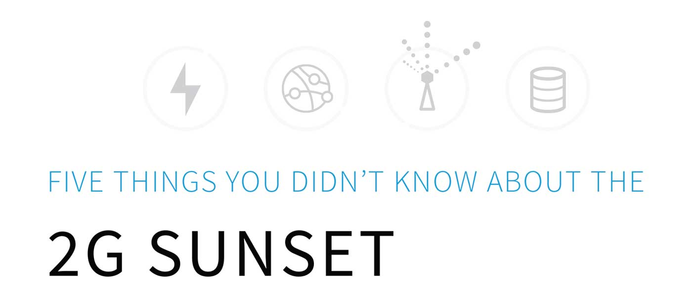 5 Things You Didn't Know About the 2G Sunset