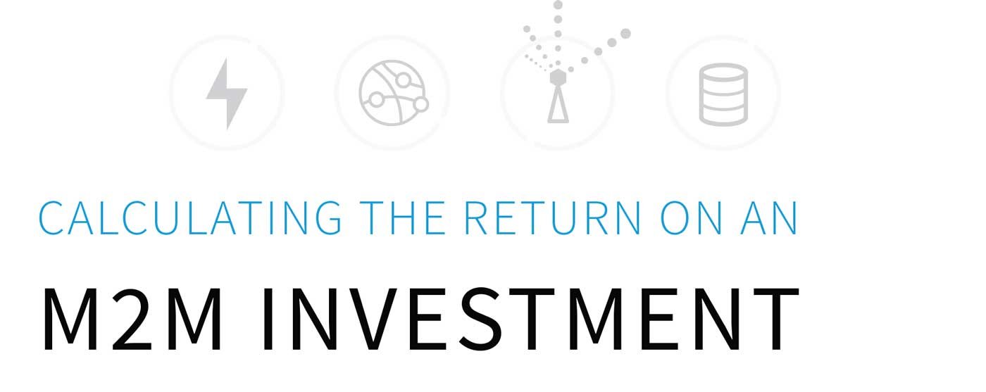 Calculating the Return on Your M2M Investment