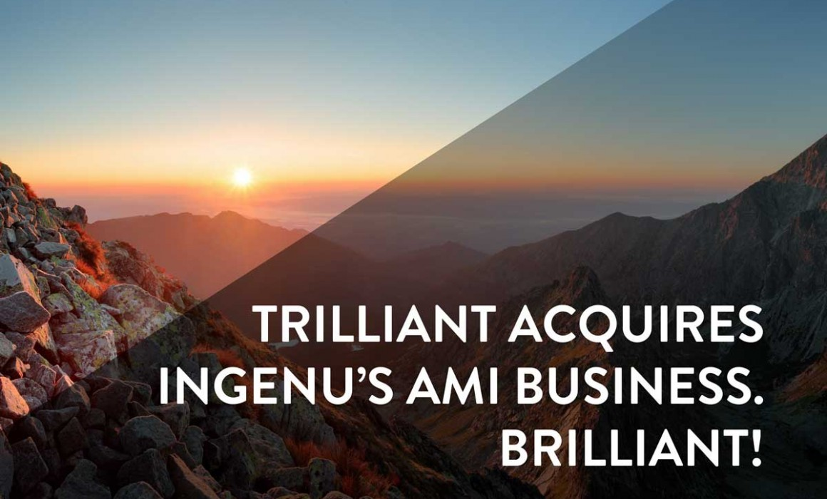trilliant acquires ingenu's AMI business