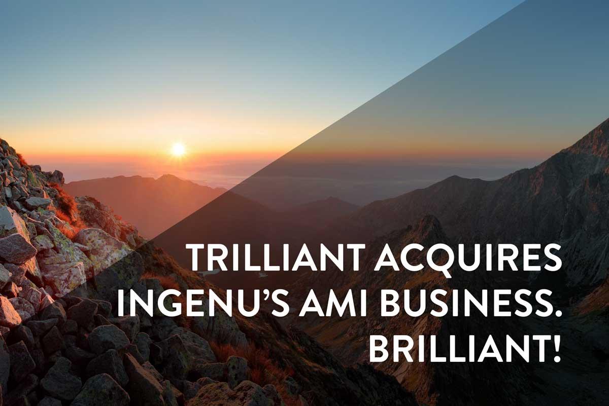 trilliant acquires ingenu's AMI business