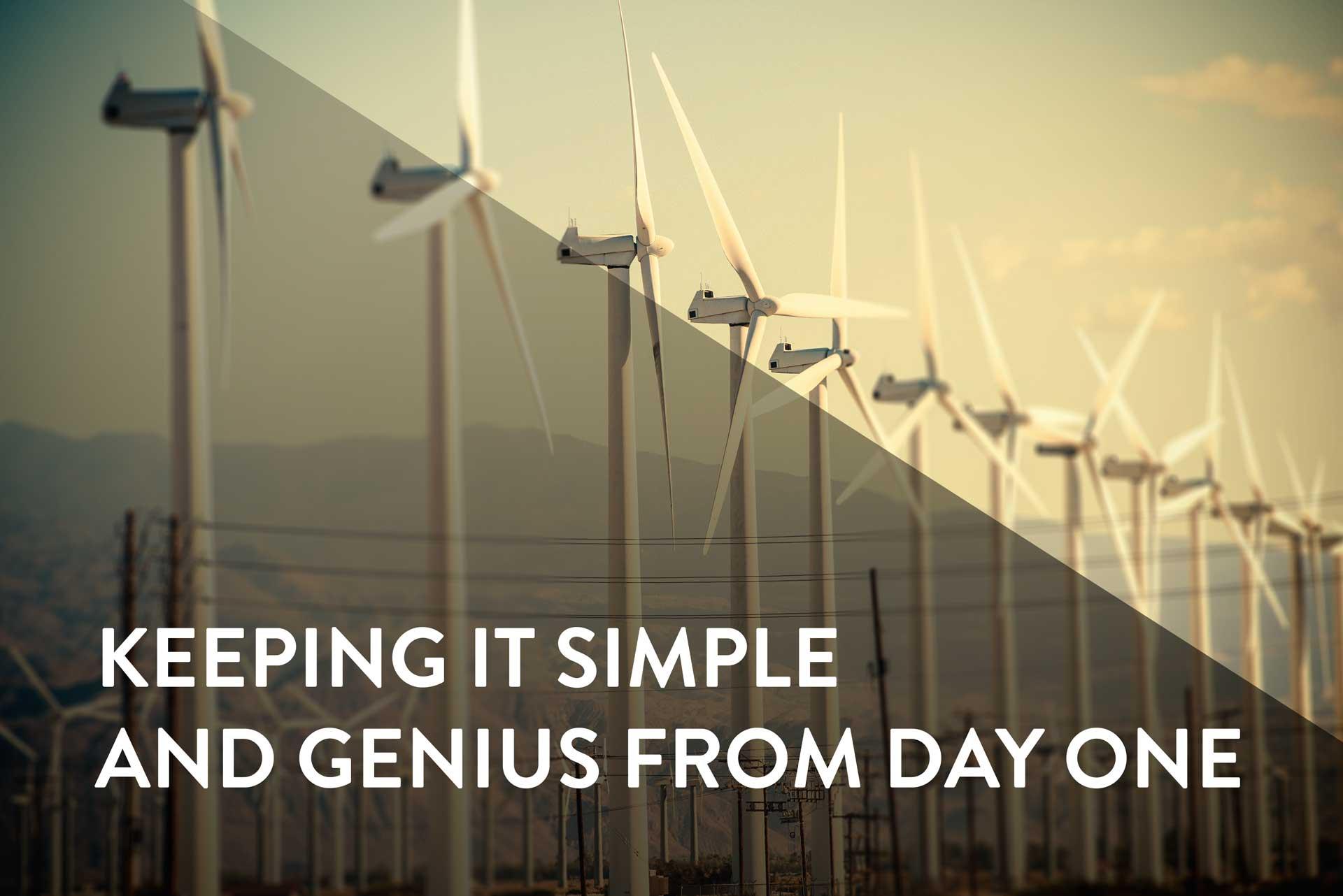 Ingenu keeping it simple and genius