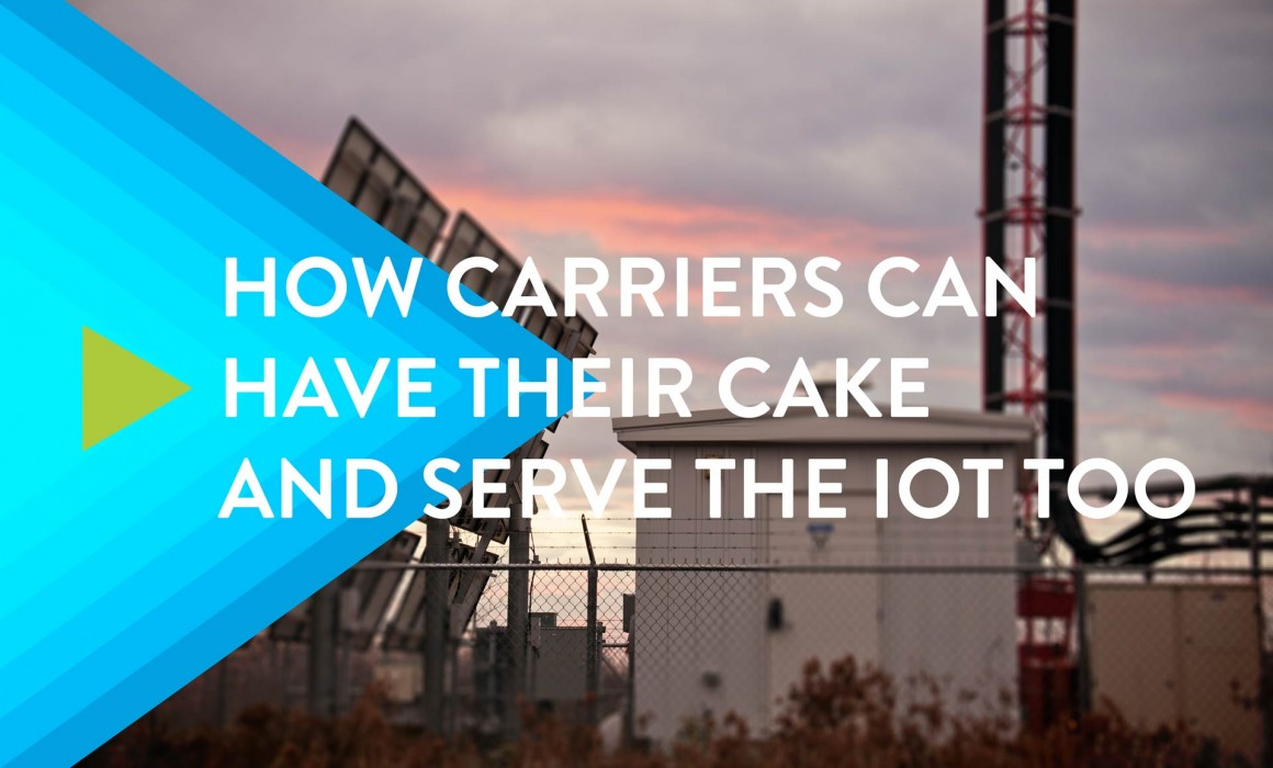 Serve the IoT