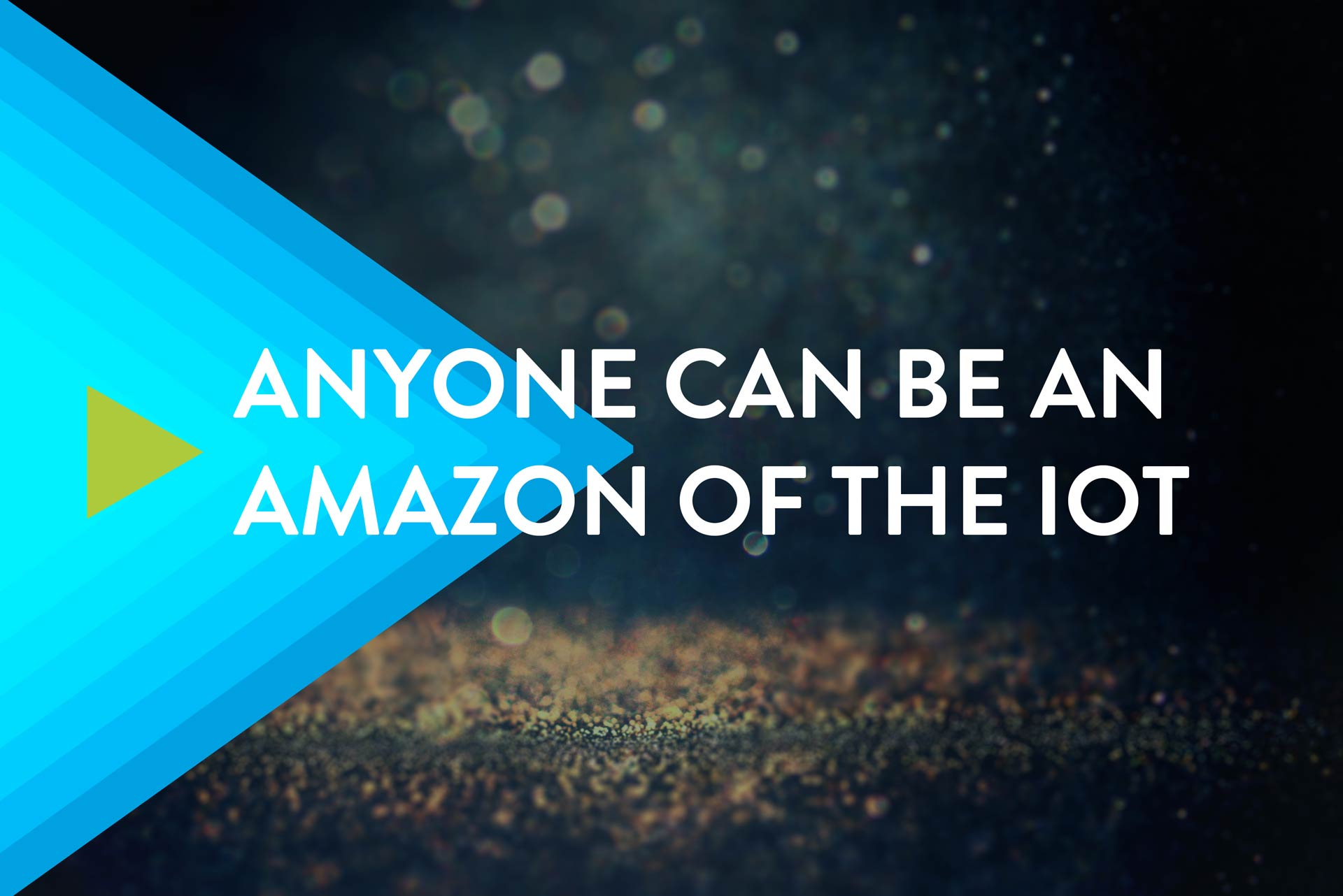 Amazon of the IoT