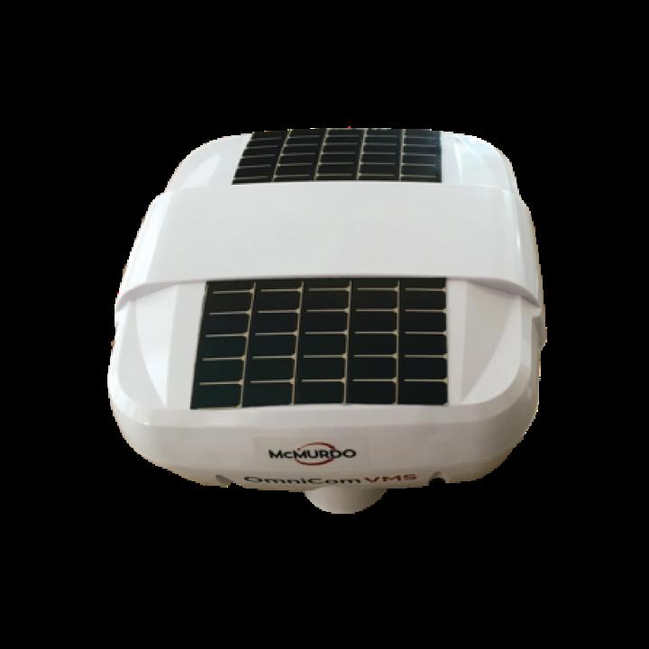omnicom solar device vessel tracker