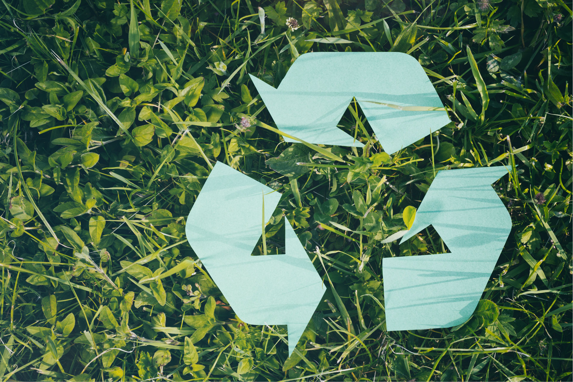 Reduce, rethink and recycle