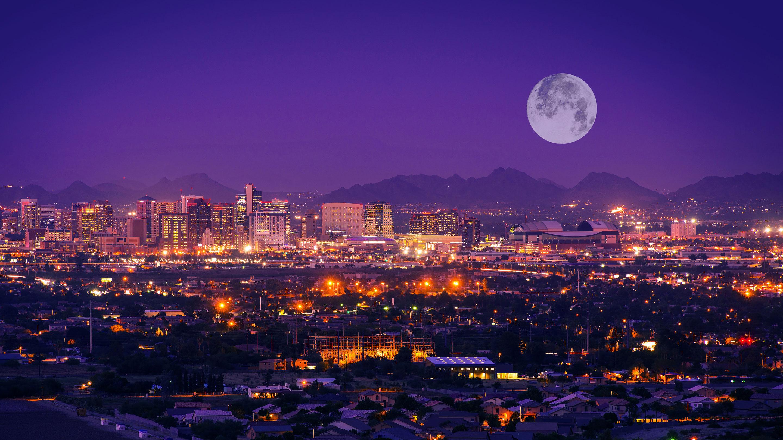 The Machine Network is now deployed in Phoenix Arizona!