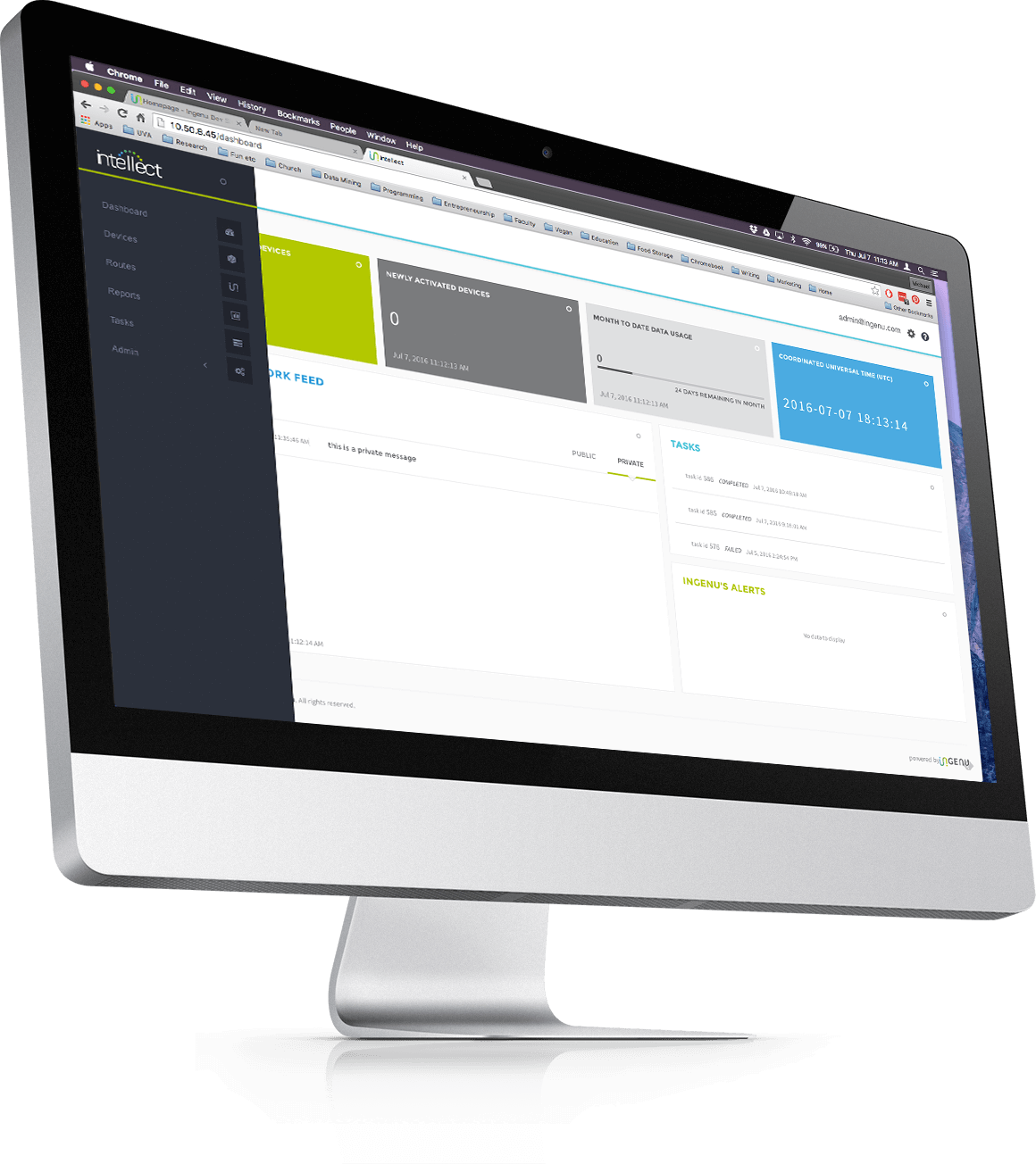 Intellect makes all of your devices easy to manage.