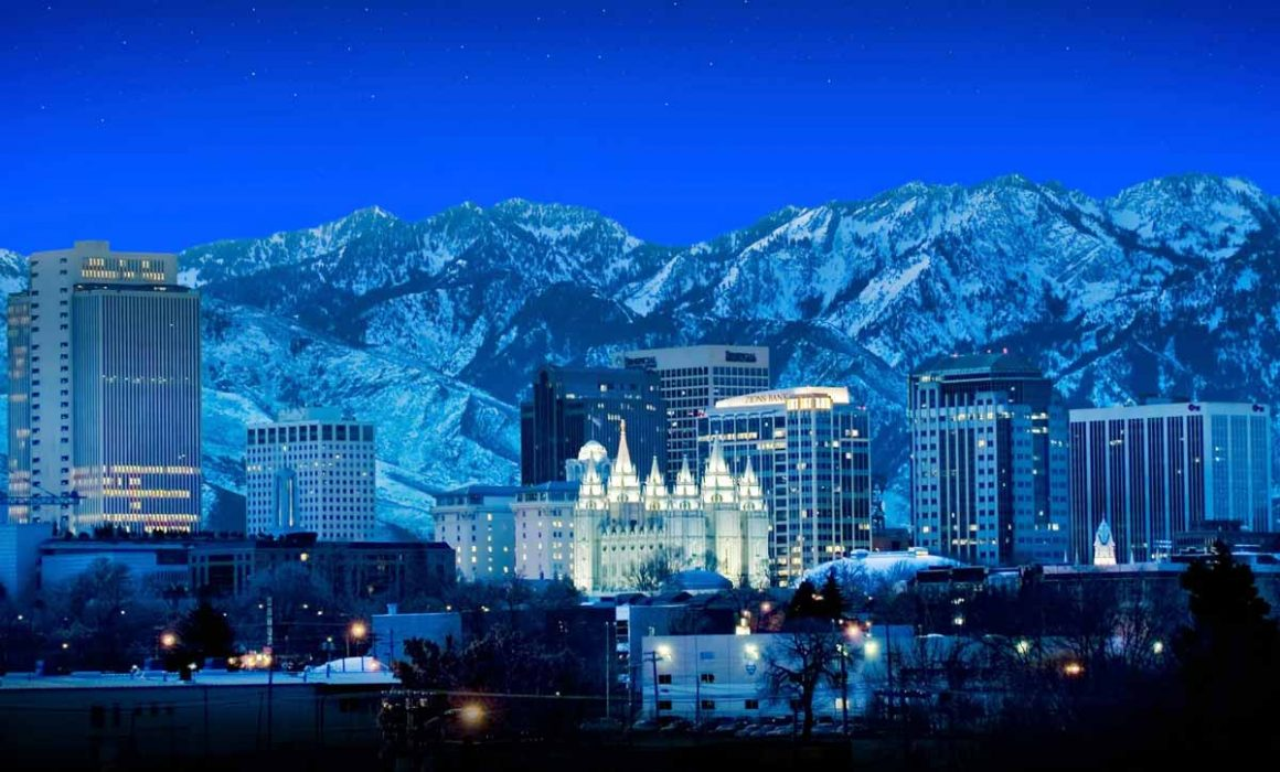 The Machine Network is available in Salt Lake City Utah
